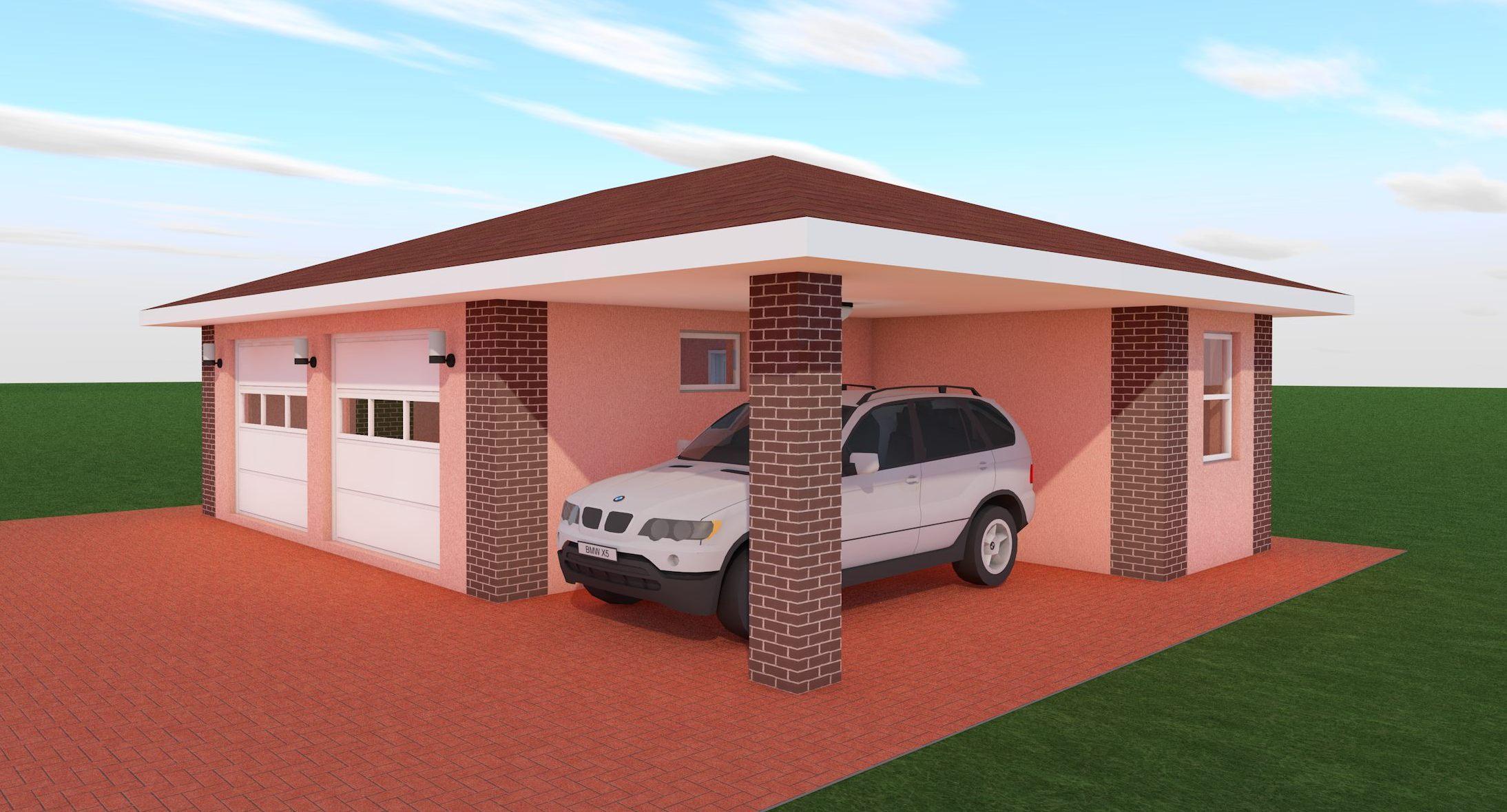 Металлический разборный гараж нижний новгород